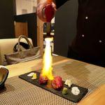 ミツフジダイニング - 肉寿司