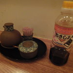 小石川 かとう - マイ醤油(^^;