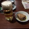 えぞ番屋 - 料理写真:生ビールとお通し