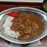 丸青食堂 - カレーライス