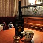 98012619 - 八男 無濾過純米酒 玉旭酒造(富山)