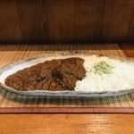 クーカレー - チキンカレー600円です(2018.12.7)