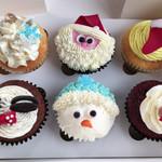 ロンドンカップケーキ - 料理写真: