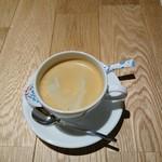リストランテ メロ - 食後にコーヒーを追加