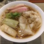 98016970 - 鴨ワンタン麺