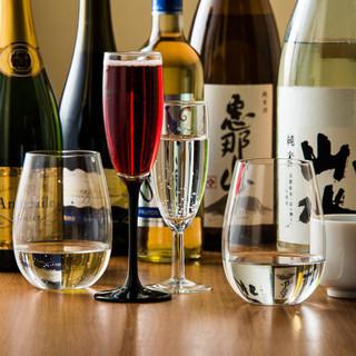 「NAKASHO」が提案する日本酒と天ぷらのマッチング!