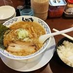 東京豚骨拉麺 しゃかりき - 料理写真: