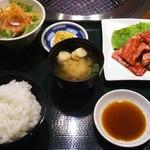 焼肉ひまわり - 料理写真: