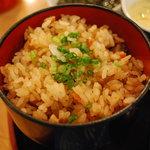 山海亭 - じゅーしーが美味い