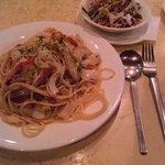 レストラン 工藤 - スパゲティーセット