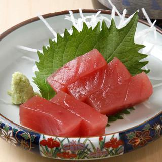 新鮮で美味しいお魚料理が自慢♪