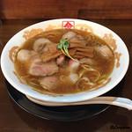 支那そば 僉 - チャーシュー麺