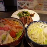 牛たん炭焼 利久 - 平日ランチ限定 特別定食