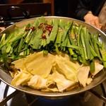 木村屋本店 - もつ鍋(醤油)