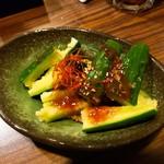 木村屋本店 - たたききゅうり