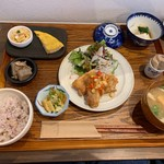 お昼ごはんとお茶 和か - 料理写真: