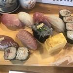 98025201 - おまかせ 地魚鮨