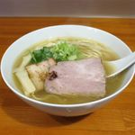 らぁめん ズッパ - 塩そば(790円)