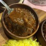 マサラ食堂 - チキンカレー