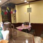 マサラ食堂 - 内観