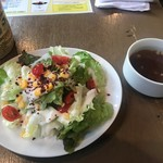 SHINBASHI - サラダ&スープ