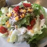 SHINBASHI - サラダ