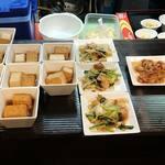 きくのこ - きくのこ @有楽町 ランチ 手作り小鉢 一品選べます