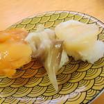 大漁丸 - 貝3種