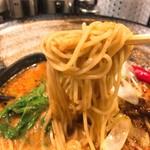 香氣 四川麺条 - 細麺リフト