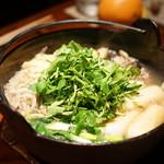 とっぴんぱらりのぷ - 究極のきりたんぽ鍋
