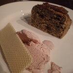 弥栄 - いちじくのケーキ