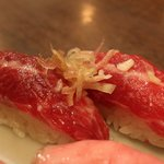 大宮 肉寿司 -