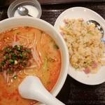 gyouzabouchainado-rurakuen - 香港担担麺