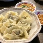 不二味 上海家庭料理 ととちゃんの店 - 上海冷餛飩(冷やし上海ワンタン)