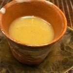 竹屋町 三多 - 冬野菜のすり流し