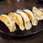 味噌屋麺四朗 - 餃子