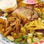 萬福食堂 - 料理写真:醤油ラーメン