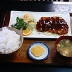 9805302 - 日替定食(ポークチャップ)500円