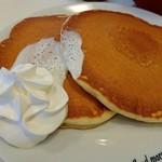 98050321 - バターミルクパンケーキ¥650税抜