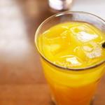 さらさ西陣 - オレンジジュース