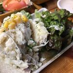 タカマル鮮魚店  - ポテトサラダ