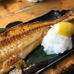 タカマル鮮魚店  - ほっけ