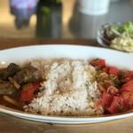 中村屋 - 料理写真:トップフォト コンビのカレー