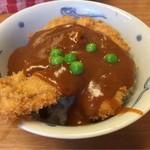 98055805 - 「かつ丼(小)」