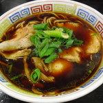 麺屋 丈六 - 中華そば(東大阪高井田風ラーメン)