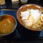 新月 - つけ麺[塩]
