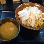 新月 - つけ麺[魚醤]