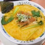 日高屋 - 担々麺(610円)