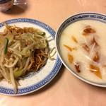98061379 - 中華粥セット