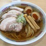 煮干鰮らーめん 圓 - 煮干特製らーめん。煮干し鰮らーめん 圓 名古屋大須店